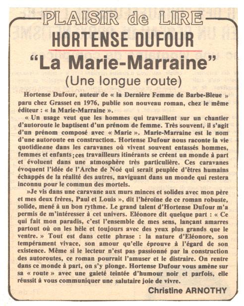 LE PARISIEN LIBÉRÉ - 6 JUIN 1978