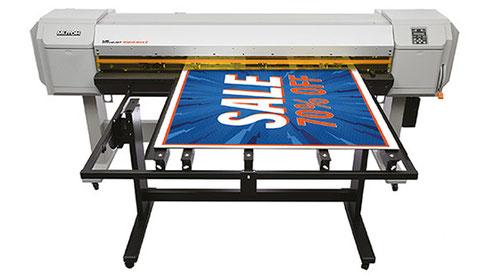 Mutoh ValueJet 1638UH Hybrid UV Drucker Grossformat Digitaldruck by GOIT
