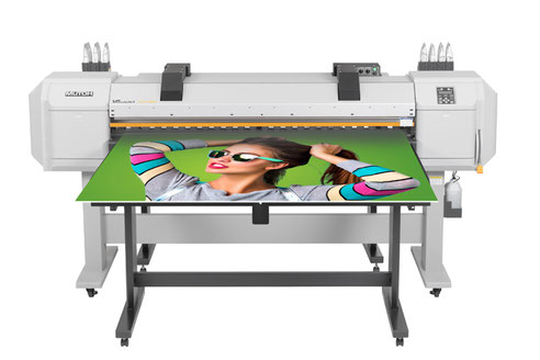 Mutoh ValueJet 1627MH Hybrid HotAir Drucker Grossformat Digitaldruck by GOIT