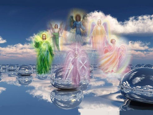 Arcángeles oración de protección poderosa oración magia, brujería y hechicería babalawosnbenito