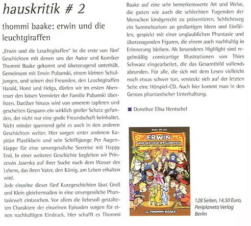 Aus Stadtkind - Hannovermagazin Mai 2010