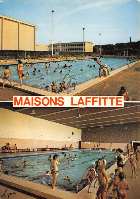maisons-laffitte la piscine