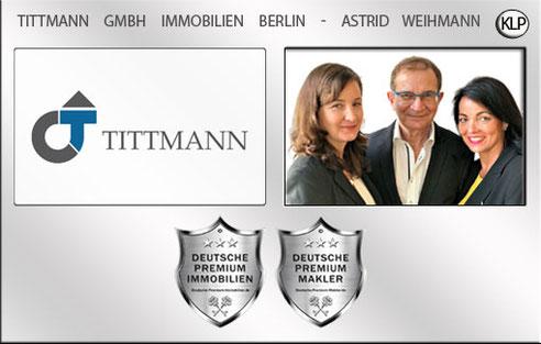 IMMOBILIENMAKLER BERLIN ASTRID WEIHMANN TITTMANN IMMOBILIEN MAKLER IMMOBILIENANGEBOTE MAKLEREMPFEHLUNG IMMOBILIENBEWERTUNG IMMOBILIENAGENTUR IMMOBILIENVERMITTLER
