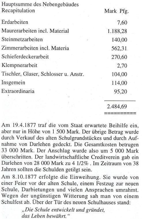 Bild: Wünschendorf Göckeritz Schule