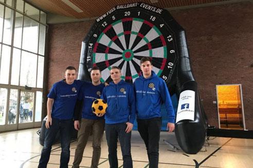 Fußballdart Events Team