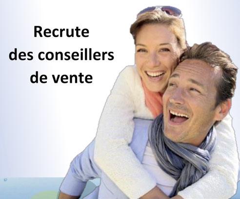 SynerJ-Health  couple sourire recrutement