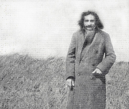 1930s - Meher Baba at East Challacombe, Devon, England