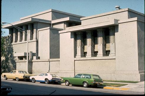 Buffalo Unity Society building