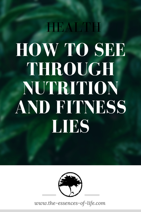 Truth lies fitness nutrition weight loss