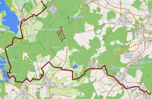 GPXTrack 6.  Etappe WW-Steig  Linden - Brandscheid
