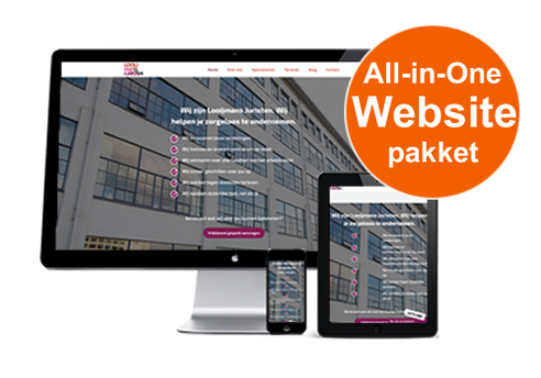 All-in-One website Eindhoven