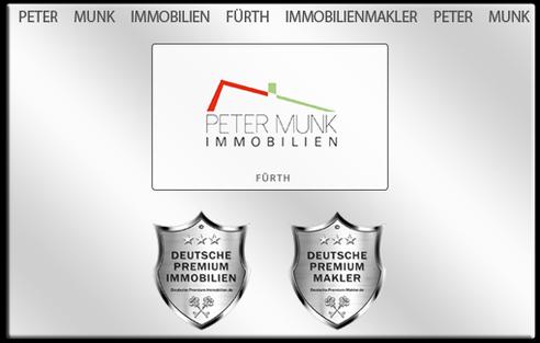 IMMOBILIENMAKLER FÜRTH PETER MUNK IMMOBILIEN IMMOBILIENANGEBOTE MAKLEREMPFEHLUNG