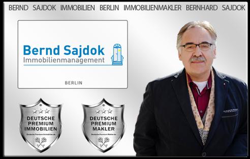IMMOBILIENMAKLER BERLIN BERND SAIDOK IMMOBILIEN  IMMOBILIEN MAKLER IMMOBILIENANGEBOTE MAKLEREMPFEHLUNG IMMOBILIENBEWERTUNG IMMOBILIENAGENTUR IMMOBILIENVERMITTLER