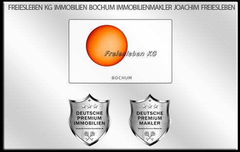 IMMOBILIENMAKLER BOCHUM JOACHIM FREIESLEBEN IMMOBILIEN BOCHUM IMMOBILIENANGEBOTE MAKLEREMPFEHLUNG