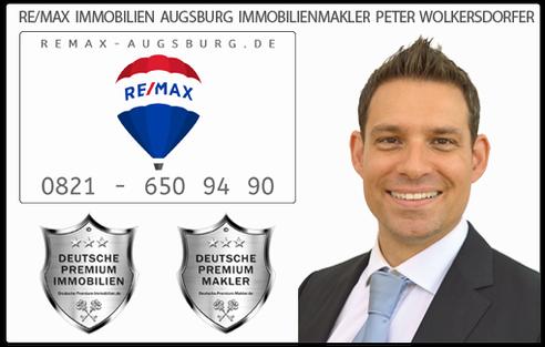IMMOBILIENMAKLER AUGSBURG IMMOBILIEN MAKLER AUGSBURG PETER WOLKERSDORFER IMMOBILIENANGEBOTE MAKLEREMPFEHLUNG