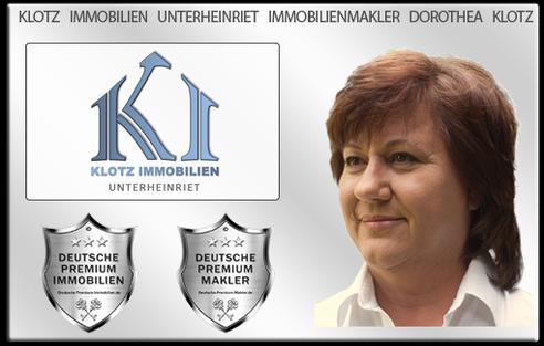 IMMOBILIENMAKLER UNTERHEINRIET DOROTHEA KLOTZ IMMOBILIEN IMMOBILIENANGEBOTE