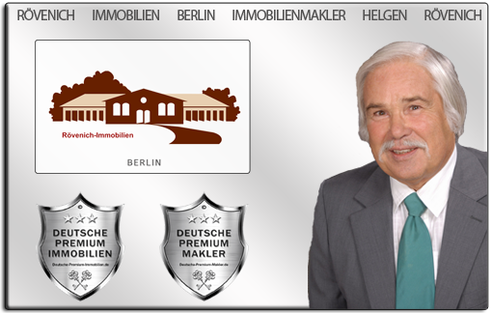 IMMOBILIENMAKLER BERLIN HELGEN RÖVENICH IMMOBILIEN MAKLER BERLIN HELGEN RÖVENICH IMMOBILIEN IMMOBILIENANGEBOTE MAKLEREMPFEHLUNG