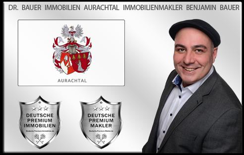 IMMOBILIENMAKLER AURACHTAL BENJAMIN BAUER DR.BAUER IMMOBILIEN MAKLEREMPFEHLUNG