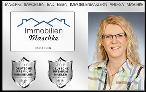 IMMOBILIENMAKLER BAD ESSEN ANDREA MASCHKE IMMOBILIEN MAKLEREMPFEHLUNG IMMOBILIENANGEBOTE