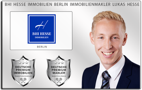 IMMOBILIENMAKLER BERLIN LUKAS HESSE BHI HESSE IMMOBILIEN IMMOBILIENANGEBOTE MAKLEREMPFEHLUNG