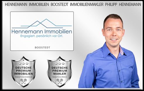 IMMOBILIENMAKLER BOOSTEDT PHILIPP HENNEMANN IMMOBILIEN