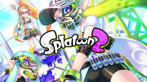 Splatoon 2 est prévu pour le 21 juillet 2017 sur Nintendo Switch.