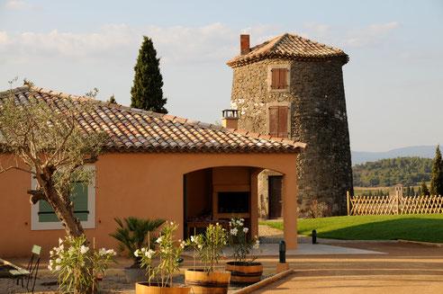 gite Pays Cathare Gites de France dans l'Aude à Montbrun des Corbieres