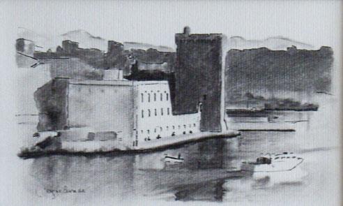 Marseille, fort, Saint Jean, navette, Frioul, château, If, Vieux Port,