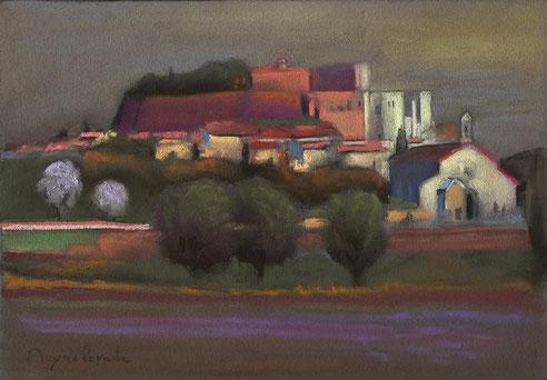 Grignan, château, madame ,Sévigné, lettres, chapelle, Saint Vincent, Drôme,