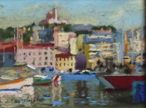 Le bateau rouge, Théatre, Criée, Marseille, quai Rive Neuve,