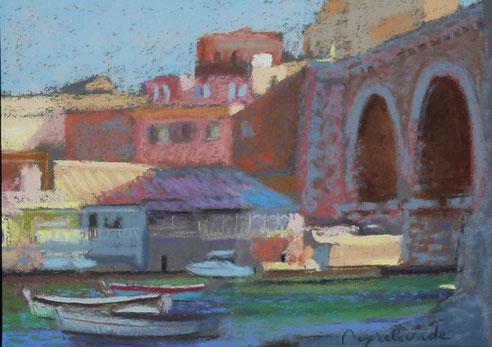 Vallon, Auffes, restaurant, Epuisette, Jeannot, Fonfon, pêcheurs, pointu, Marseille,