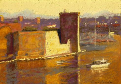 Navette, Frioul, ile, Marseille, If, Château, Vieux Port, fort, Saint Jean, tour, roi René,