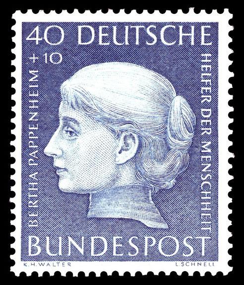 talking cure sprechende Medizin Pappenheim Anna Breuer Psychoanalyse