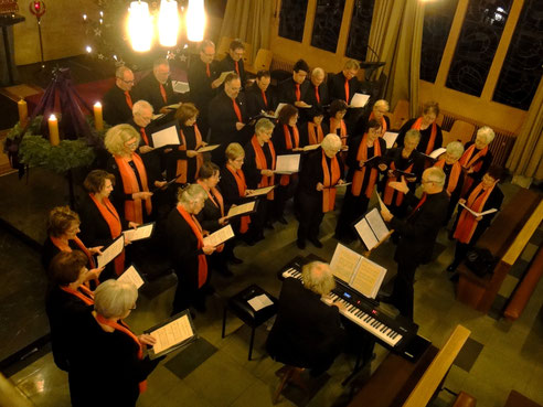 Stolberg Advent 2017 Chor 1