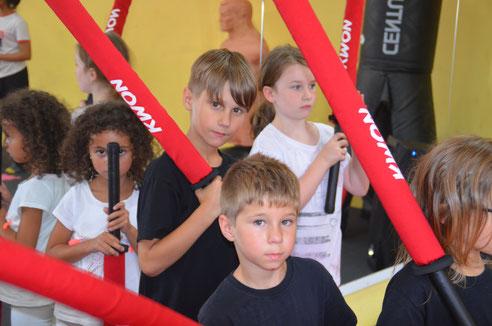 Excellent Kids 5-6 Jahre Karate Frankfurt