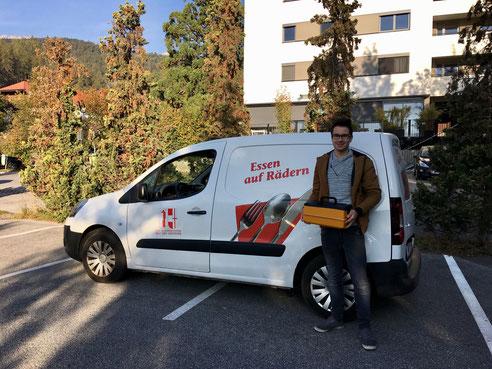 Zivildiener Pechtl Marcel - 2018