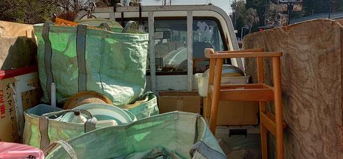 春日部市,不用品回収,ごみ屋敷,遺品整理,片付け,遺品整理