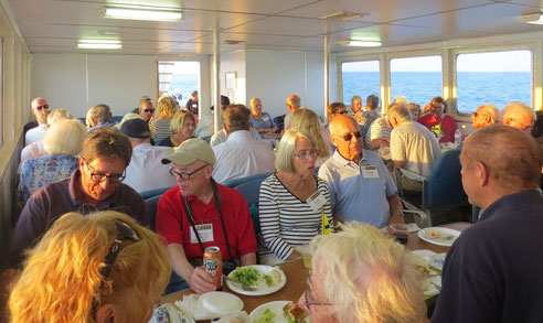 Commodore's Luncheon Cruise