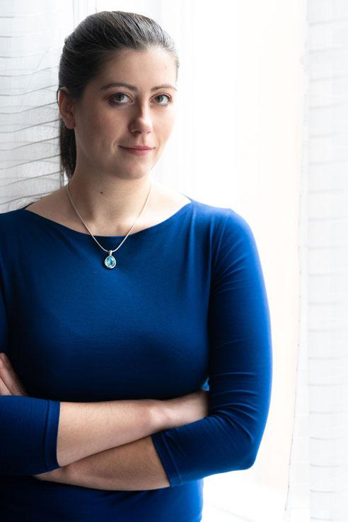 EKATERINA NOKKERT, Pianistin