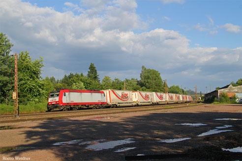 4004 mit DGS 41564 München-Laim Rbf - Bettembourg/L, Bous 19.06.2016