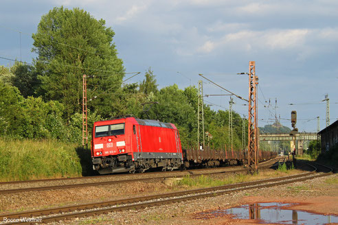 185 313 mit GM 60411 Kehl - Ehrang Nord, Bous 19.06.2016