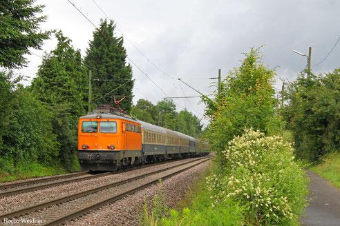 1142 635 mit dem DPF 349 Merzig - Mainz Hbf