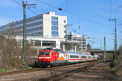 120 112 mit IC 2258 Frankfurt(Main)Hbf - Saarbrücken Hbf, 14.04.2013
