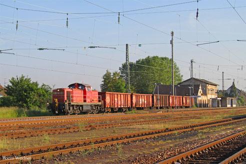 294 744 mit EK 55932 Dillingen(Saar) - Völklingen, Ensdorf 10.06.2016