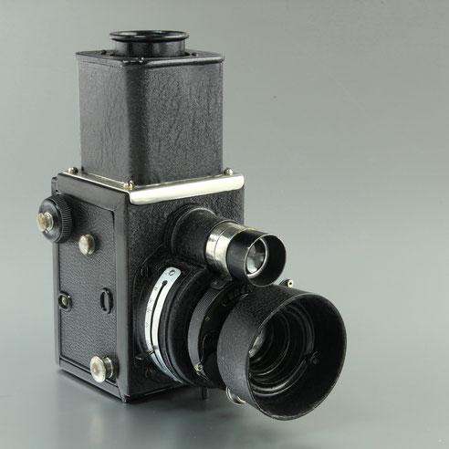 VOIGTLÄNDER Brillant Prototyp ca. 1928  ©  engel-art.ch
