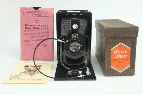 ZEISS IKON Taxo Nr. 64 ca 1927 - 1931  ©  engel-art.ch
