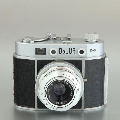 DeJUR  D-3  Fa. Amsco NY  1957  ©  engel-art.ch