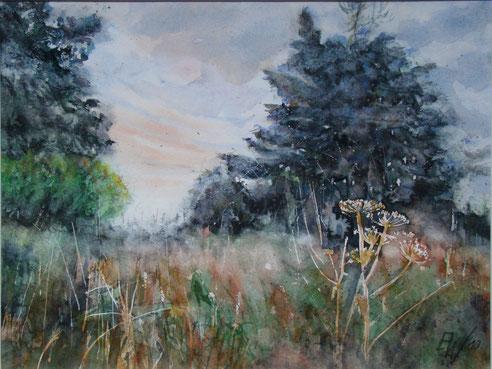 Acryl auf Leinwand, 80 x 100 cm, 2011