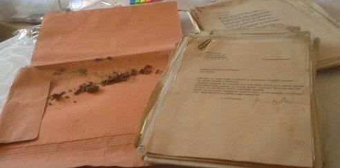 Dokumente aus dem Nachlass Janko Messners
