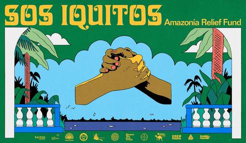 SOS Iquitos- Amazonía Relief Fund. Credits: Miro Denck